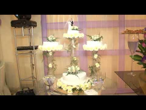 10mesas - Salón de Recepciones EL CASTILLO - S.J.L.- Matrimonio