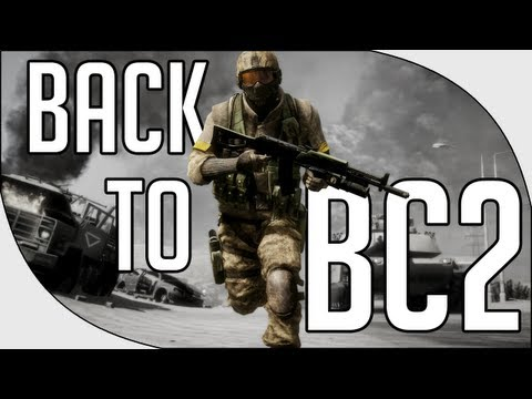 [BFBC2] Vido fun : Back to Bad Company II ! (avec Neometrix et Nubes)
