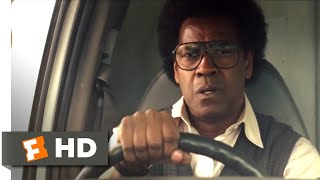 Roman J. Israel, Esq. (2017) - The Time Has Come Scene (9/10) | Movieclips