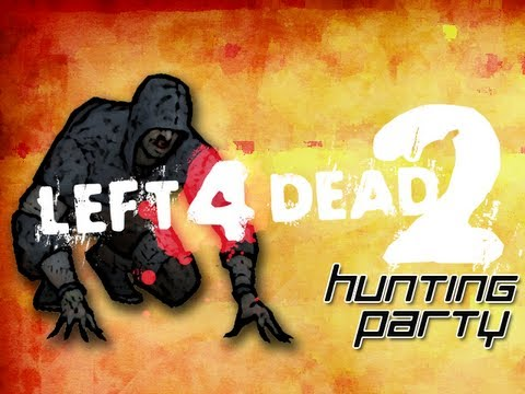 Left 4 Dead 2: Hunting Party w/ Mark and Nick Part 2 - Never Say Never Music Videos