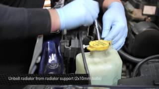 How To Install: Mishimoto 2003-2009 Dodge 5.9L & 6.7L Cummins Performance Radiator