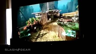 Crysis 3 for Android hands-on with NVIDIA SHIELD
