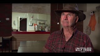 Wolf Creek Interview With John Jarratt, Matt Day And Tess Haubrich