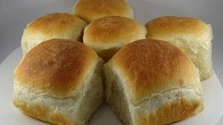 Super Soft Best Ever No-Knead Dinner Rolls - with yoyomax12