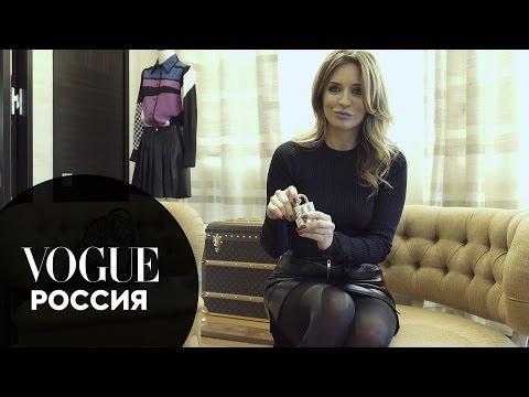 Что в сумке у Виктории Шеляговой?