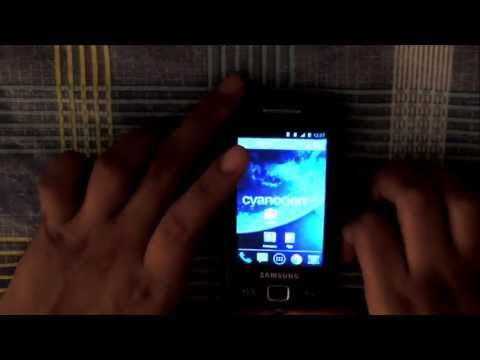 Jelly Bean/Ice Cream Sandwich Experience On Your Galaxy 551 Running Gingerbread! (Tutorial)