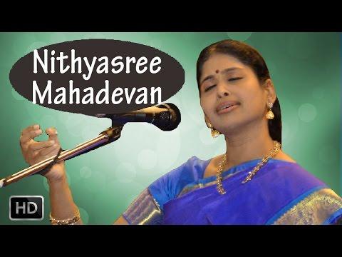 Carnatic Vocal - Annamacharya Krithis - Vandeham Jagadvallabham Durlabham - Nithyasree Mahadevan