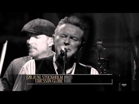 Don Henley 20 juni 2016 - Ericsson Globe, Stockholm