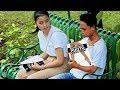PRANK BACA BUKU DEWASA di tempat umum - Prank Indonesia 2 (Fake Book Prank) thumbnail