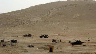 Point sur les opérations contre le groupe Etat islamique à Palmyre, Syrie, et Mossoul, Irak
