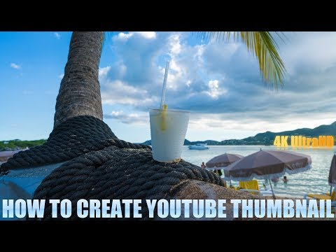 How to Create a YouTube Thumbnail Image