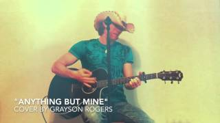 download lagu Anything But Mine - Kenny Chesney Acoustic Cover gratis