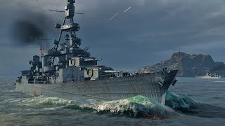 World of Warships - Cover, Cap, Kill