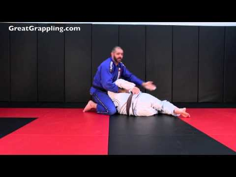 North South Submission Kimura