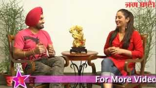 Raula Pai Gaya - Ravinder Grewal Exclusive interview on Jagbani-Part 1