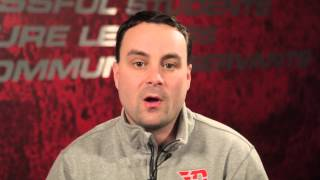 Archie Miller Infiniti Coaches' Charity Challenge Thank You