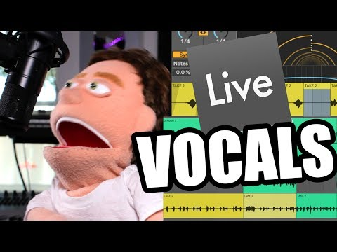 Vocal Production in Ableton 10 Tutorial