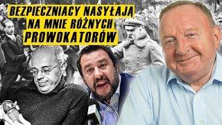 Stanisław Michalkiewicz przepowiada przyszłość Europy i odpowiada łajdakom zadaniowanym przez ABW