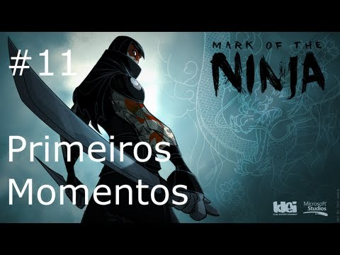 Primeiros momentos do Mark Of The Ninja - PC