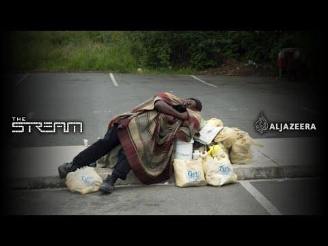 Criminalising the homeless - Highlight