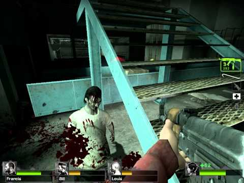 DUTY FREE FOR ME????... YES!-Left 4 Dead 2-Death Air Campaign Part 4