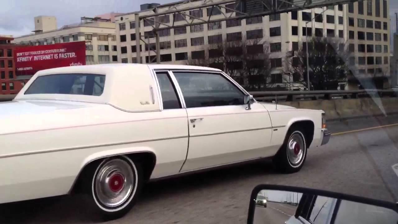 1981 Cadillac Coupe Deville Rare V6 Youtube