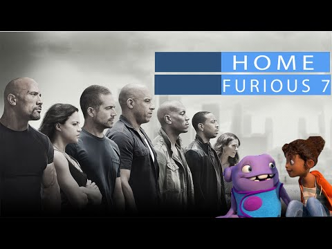 Home and Fast Furious 7 REVIEW   Circle Channel
