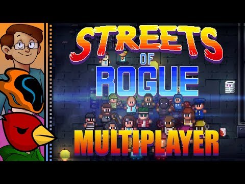 Let's Try Streets of Rogue Again but with Multiplayer This Time