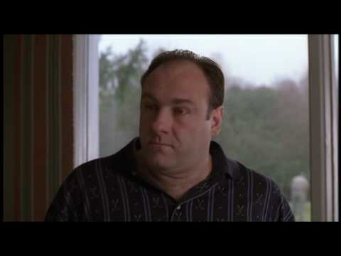 The Sopranos Episode 24 Tony Soprano Confronts Richie Aprile and Suffers a Panic Attack Video