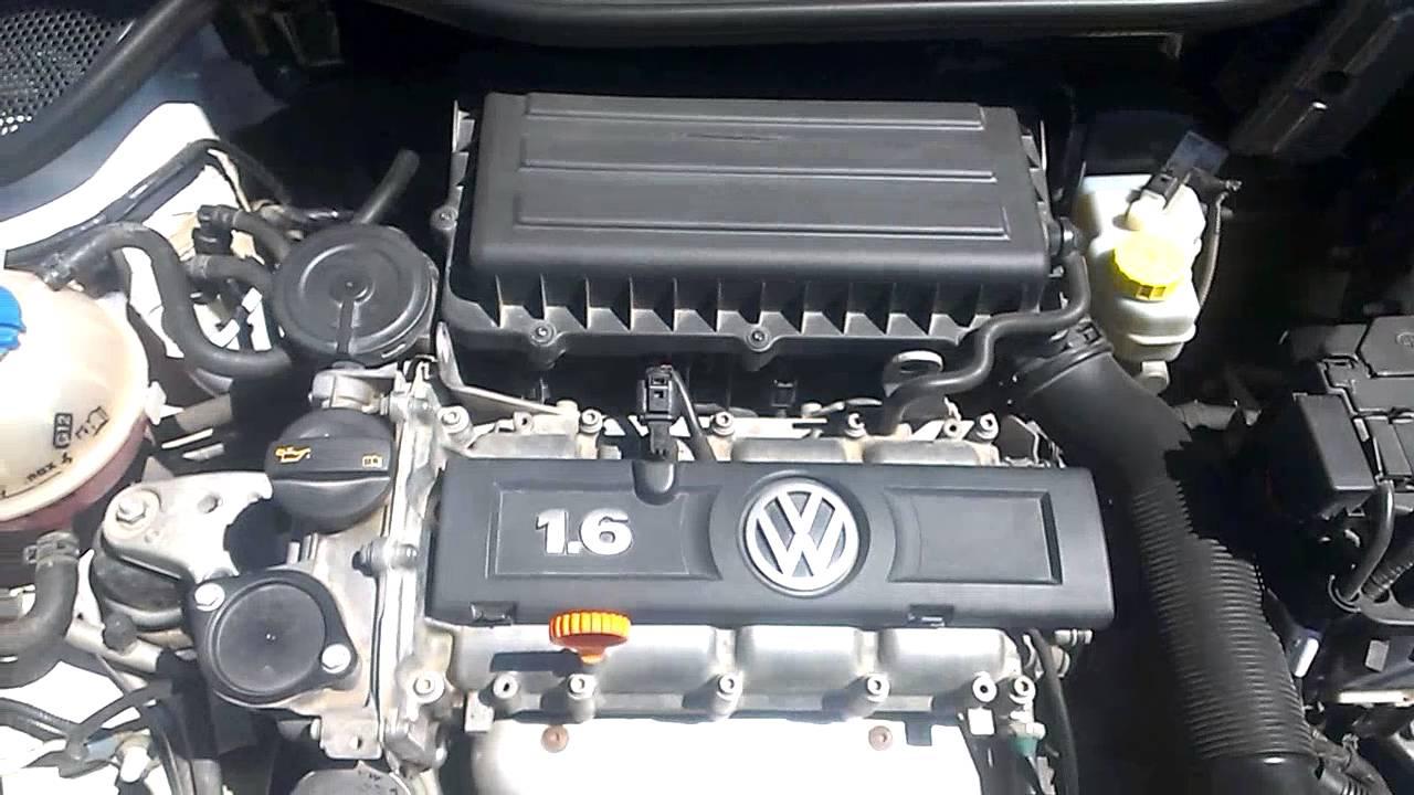 Ремонт двигателя поло седан 3