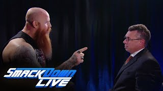 Erick Rowan out to earn respect: SmackDown LIVE, Sept. 17, 2019
