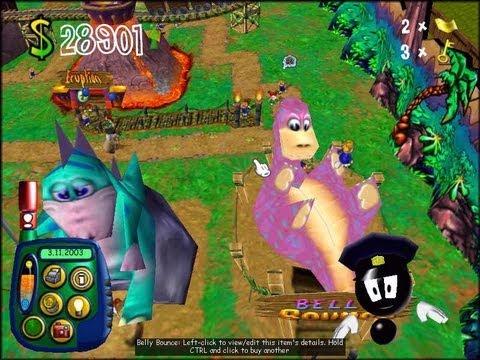 Sim Theme Park vs Sim Coaster Cgroverboard Sim Theme Park