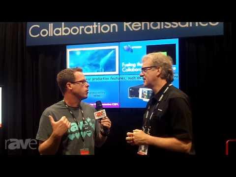 InfoComm 2014: Gary Kayye Interviews Bill Mullin of Starin Before InfoComm