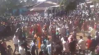 Marriage dance at bodkikhadi