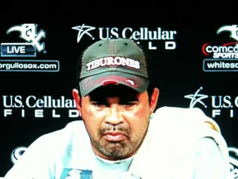 Ozzie Guillen dropping F bombs 9.26.2011