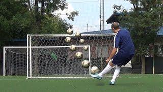 Lionel Messi Free kick Tutorial I2Bomber