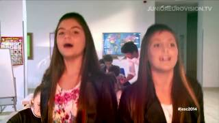 All the songs of the 2014 Junior Eurovision Song Contest