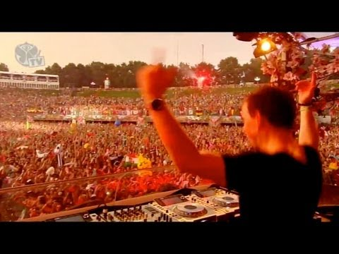 Hardwell Live  Tomorrowland 2013 video