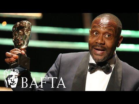 Lenny Henry receives the BAFTA Special Award | BAFTA TV Awards 2016