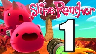 Slime Rancher #001 BEAM & DIE SCHLEIMIGE FARM | Slime Rancher Gameplay German | Let