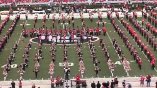 Redcoat Alumni Band 2013