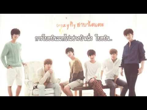 [Karaoke-Thaisub] BOYFRIEND - Crazy Fly (SEVENTH COLOR)