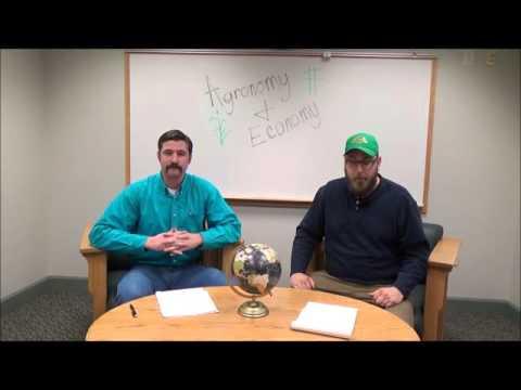 Agronomy and Economy-episode 12