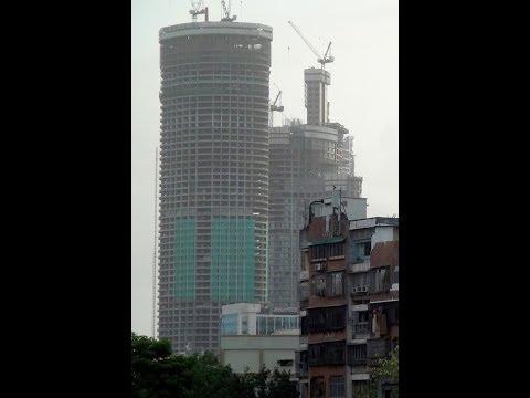 Capture Of Massive Skyline & Lifeline Of Mumbai !!!!!