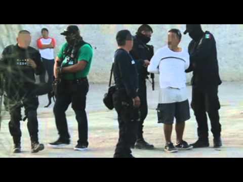 Policías de Matamoros a punto de ser linchados