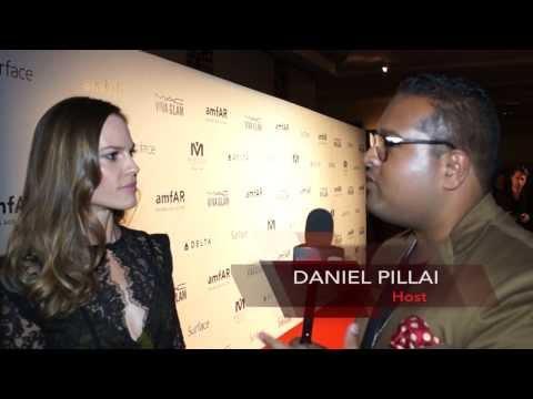EP 34: Hilary Swank & Alan Cumming Support amfAR's 'Inspiration Gala Toronto 2013'
