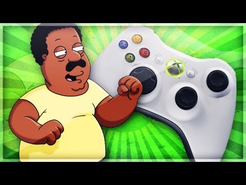 Cleveland Brown TROLLING on Black Ops 2