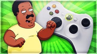Cleveland Brown TROLLING on Black Ops 2 [BO2 Troll]