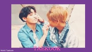 Why do they have to be so cute? - Taekook