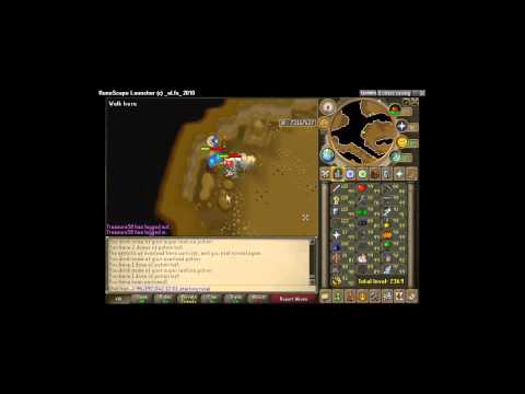 One of the best Runescape Melee Guides (130k-150k str xp a hour)